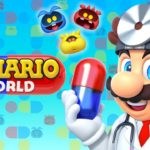 Dr. Mario World Review Header