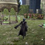 Fire Emblem: Three Houses amiibo Gazebo Screenshot