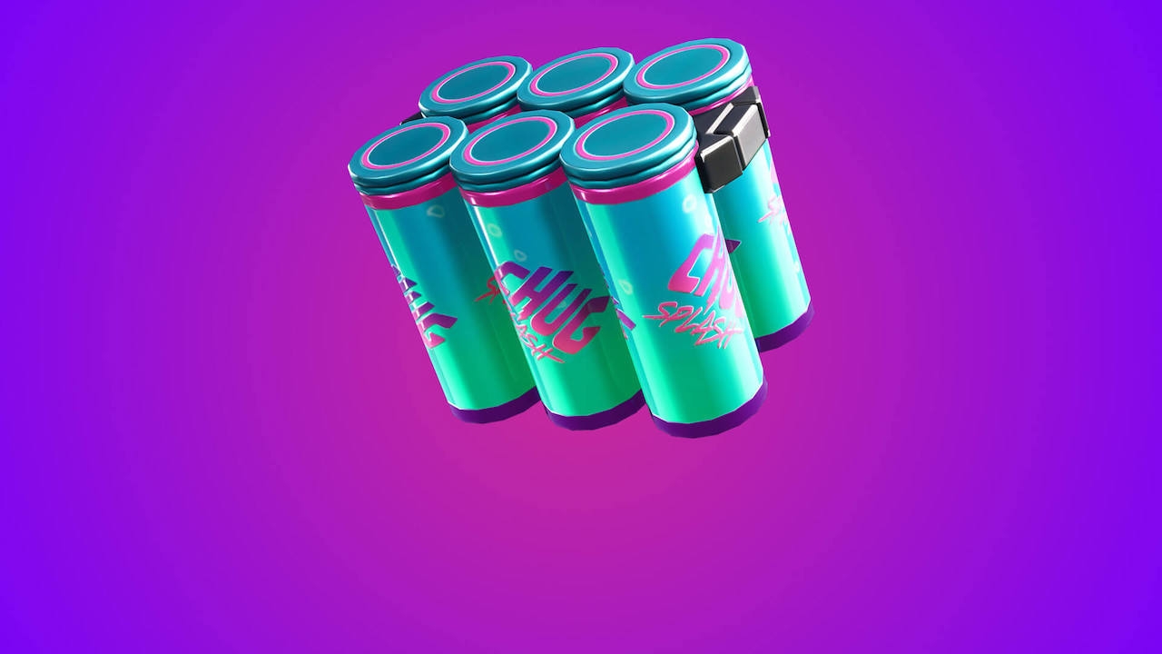 Fortnite Chug Splash Image