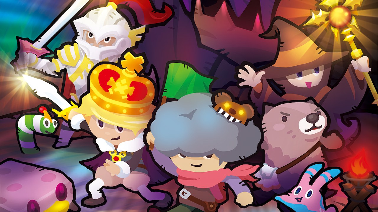 Heroland E3 2019 Key Art