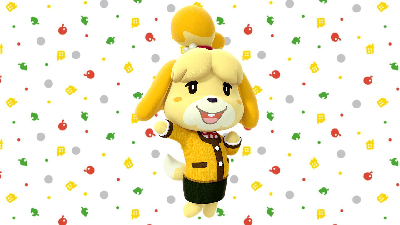 Isabelle Animal Crossing Image