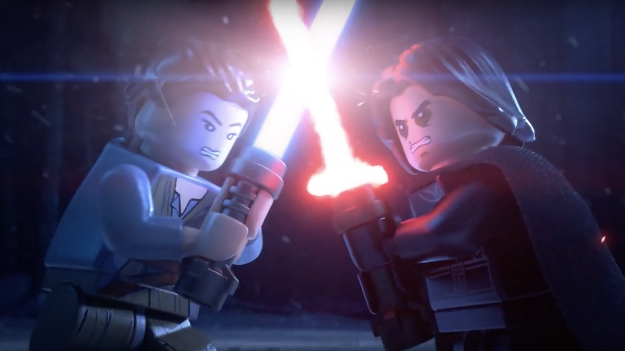 LEGO Star Wars: The Skywalker Saga Screenshot