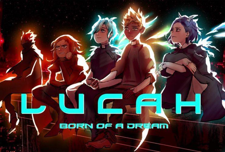 Lucah: Born of a Dream Logo
