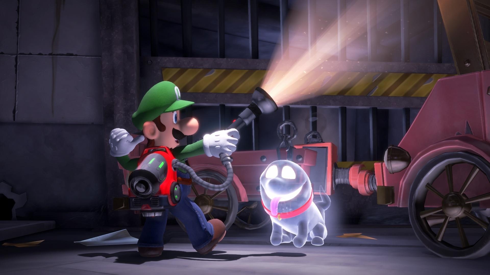 Luigi's Mansion 3 Preview Screenshot 1