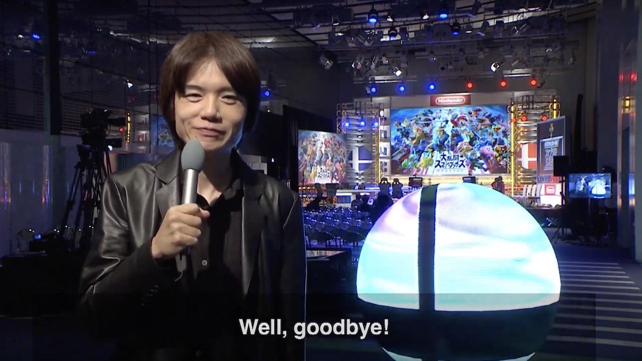Masahiro Sakurai E3 2019 Photo