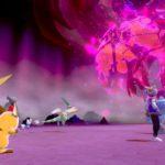 Max Raid Battle Pokémon Sword And Shield Screenshot