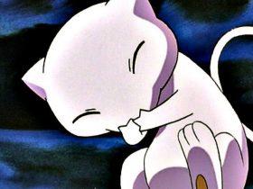 Mew Pokémon The First Movie Screenshot