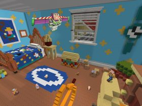 Minecraft Toy Story Mash-Up Pack Screenshot