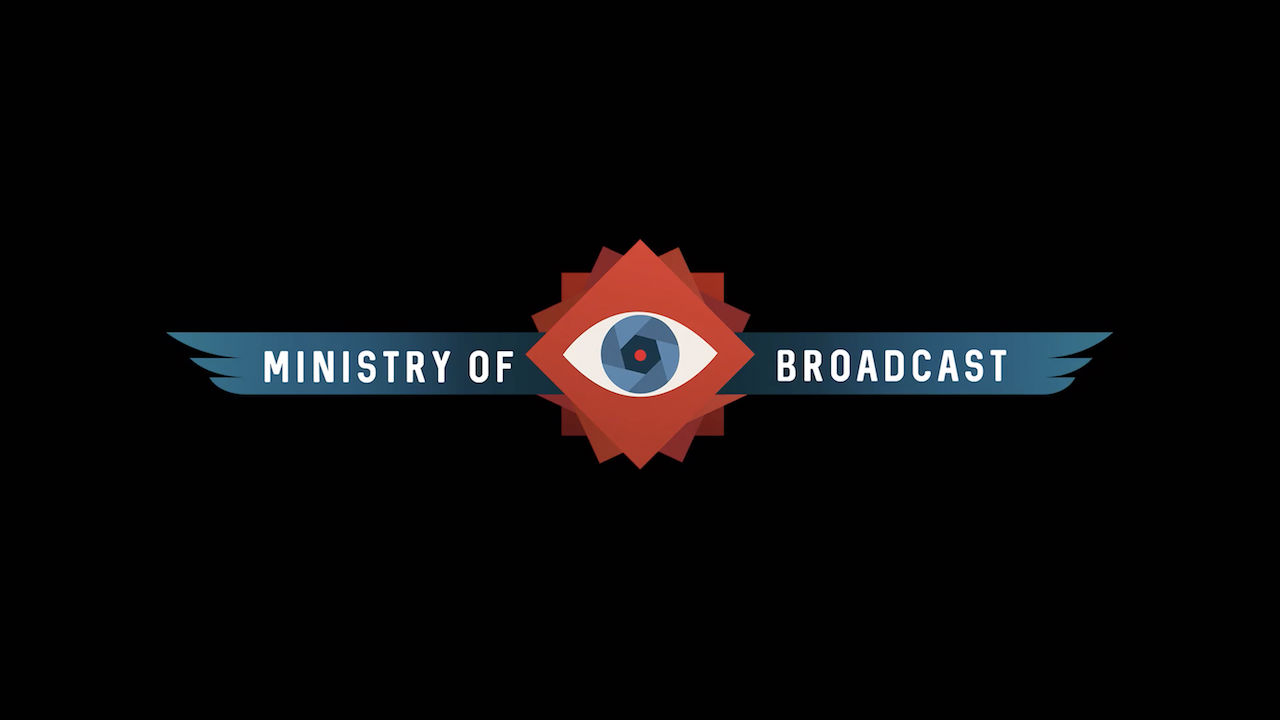 Ministry of Broadcast Logo