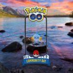 Mudkip Pokémon GO Community Day Image