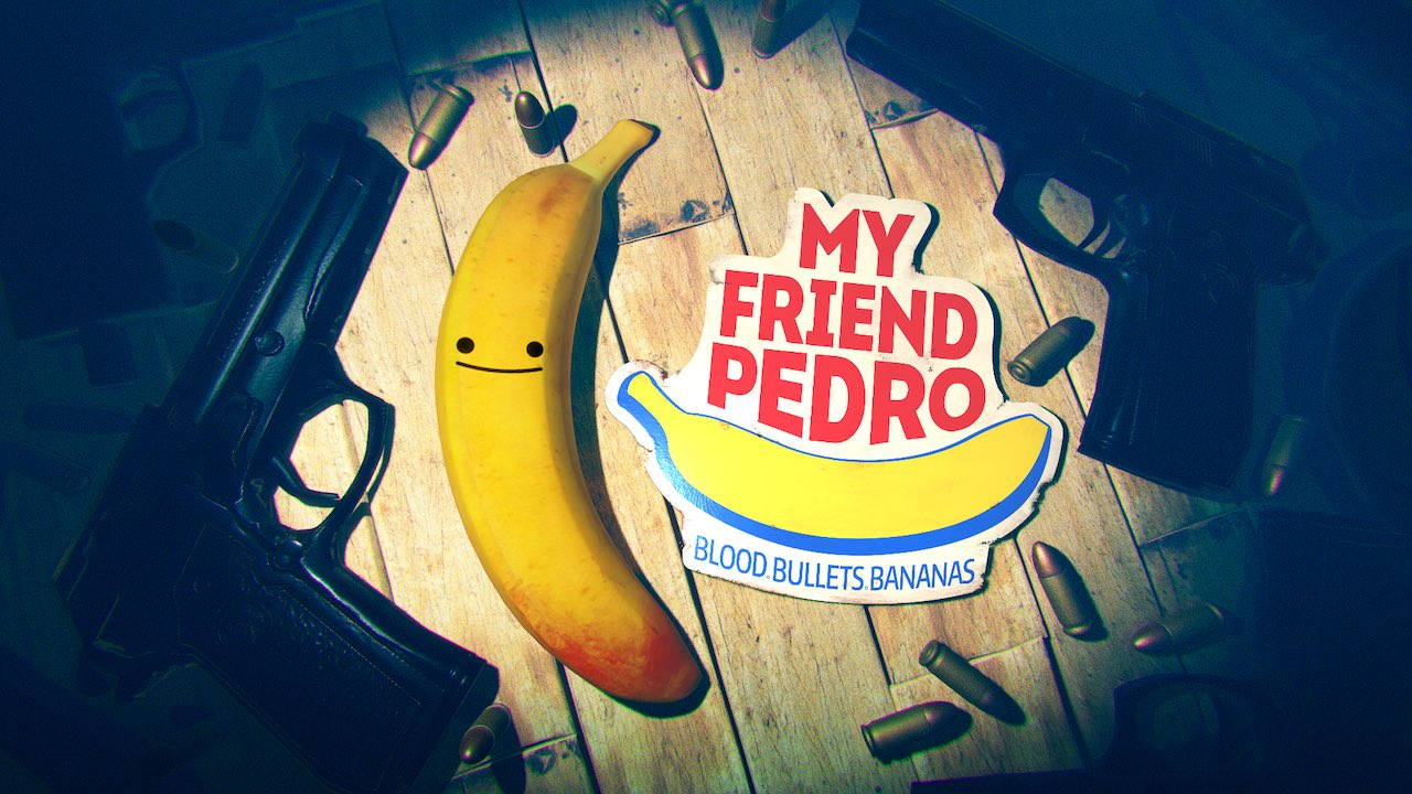 My Friend Pedro Review Header