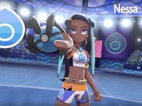 Nessa Pokémon Sword And Shield Screenshot