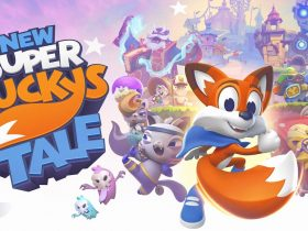 New Super Lucky's Tale E3 2019 Key Art