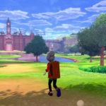 Pokémon Sword And Shield Wild Area Screenshot