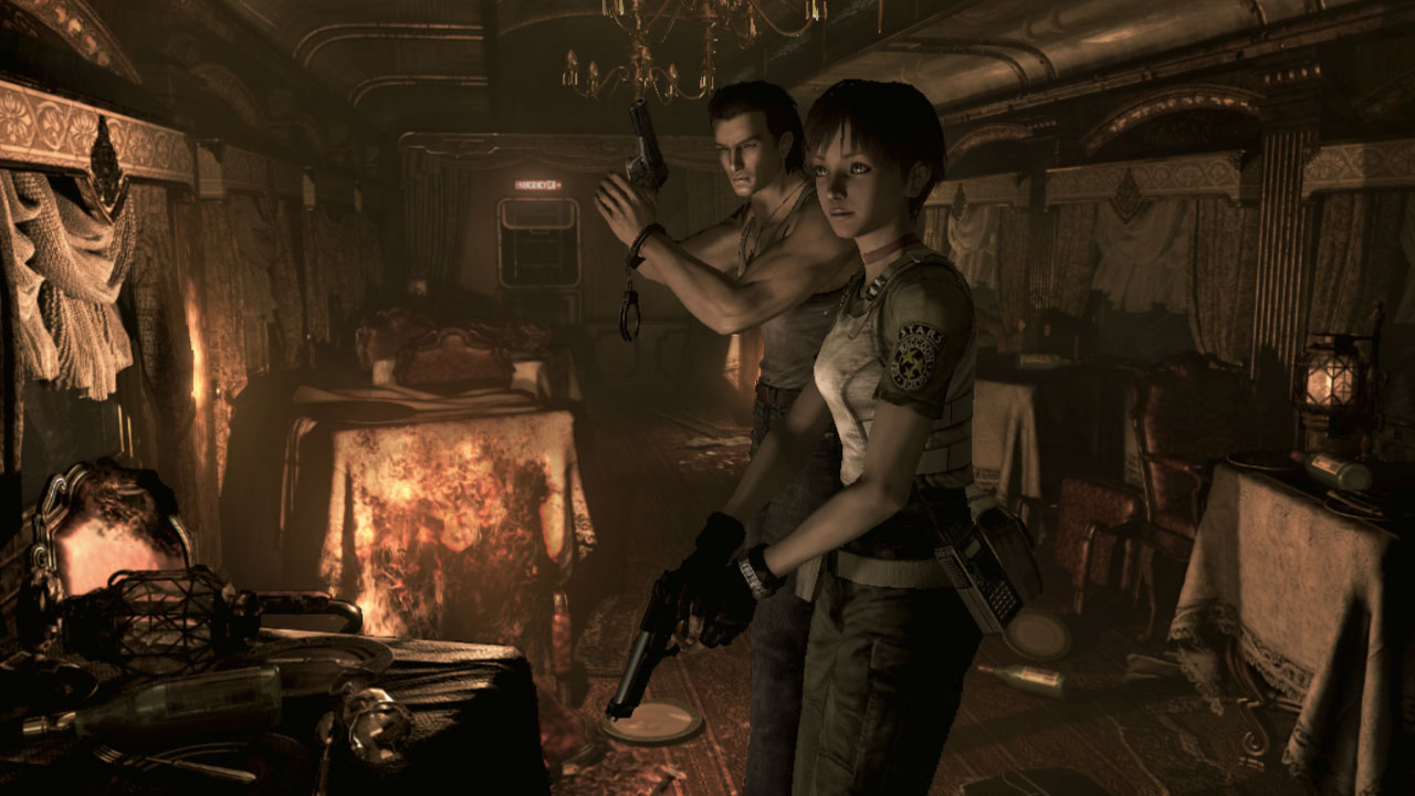 Resident Evil Zero Review Screenshot 1