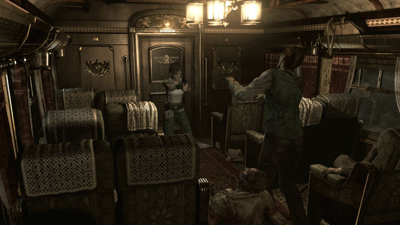 Resident Evil Zero Review Screenshot 2