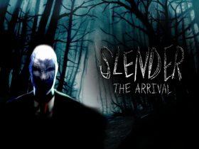 Slender: The Arrival Key Art