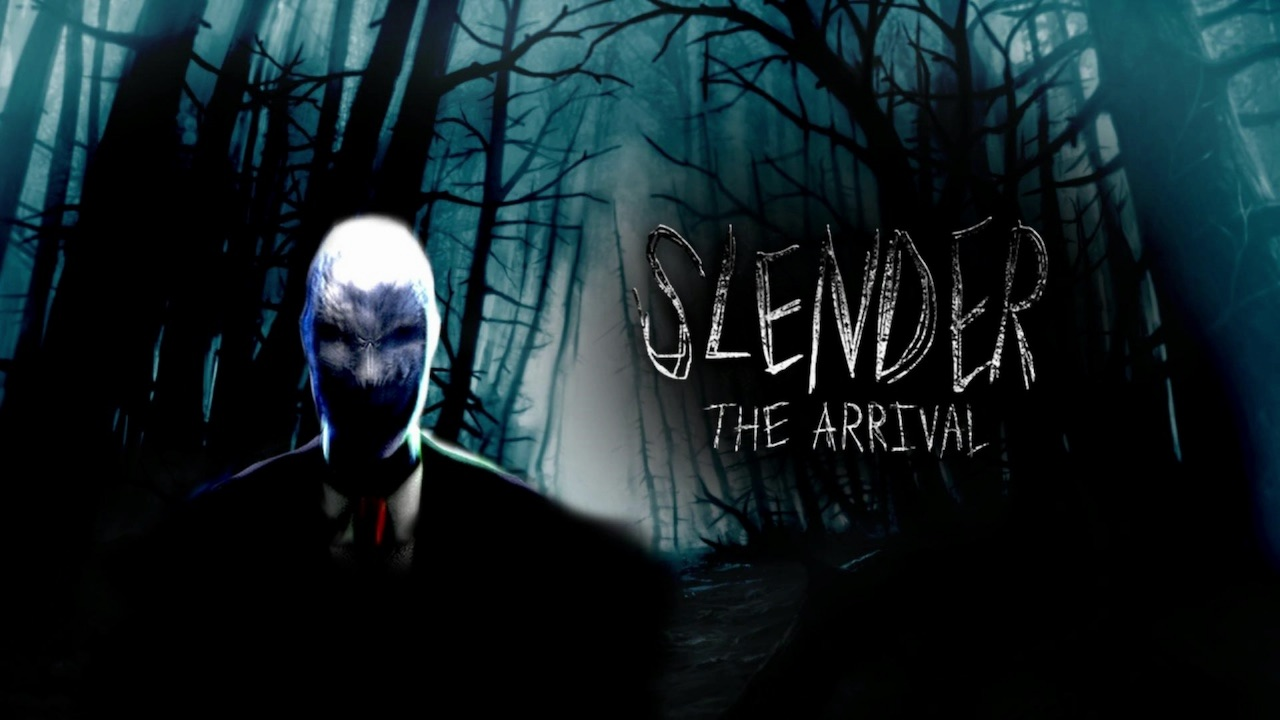 Slender: The Arrival Key Art