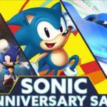 Sonic Anniversary Sale Image
