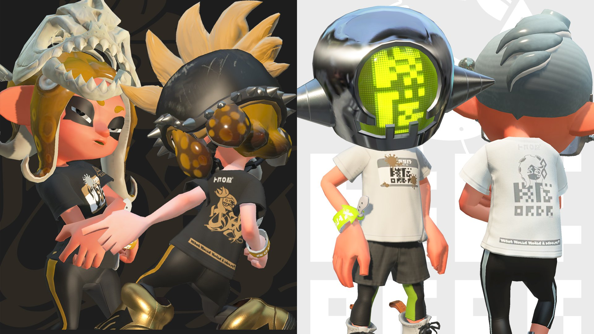 Splatoon 2 Splatfest Splatocalypse Gear Screenshot 2