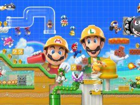Super Mario Maker 2 Review Header