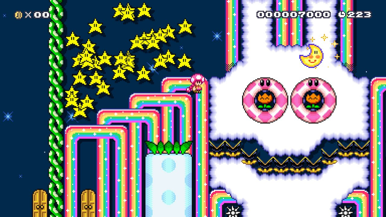 Super Mario Maker 2 Review Screenshot 1