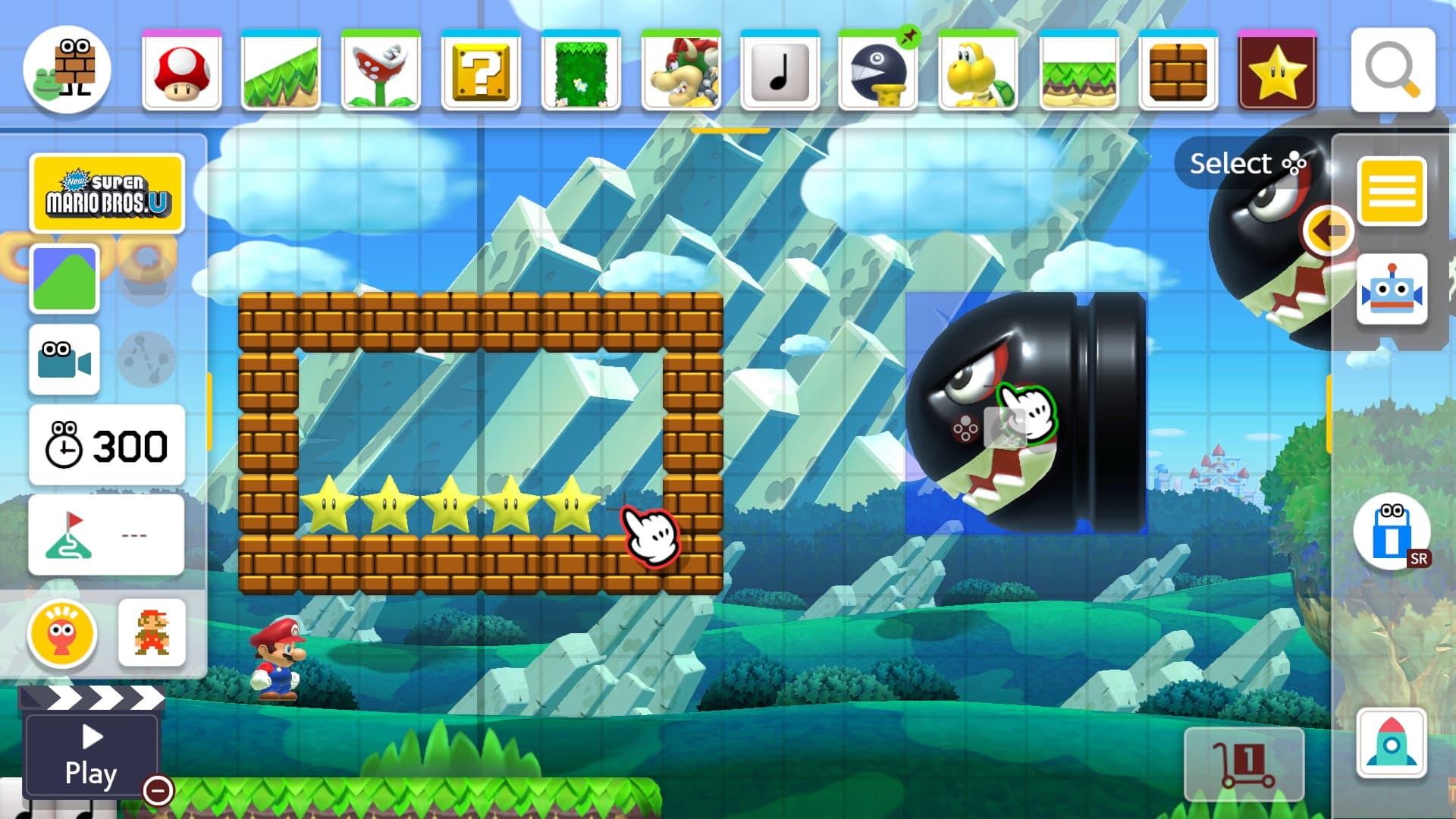Super Mario Maker 2 Preview Screenshot 5