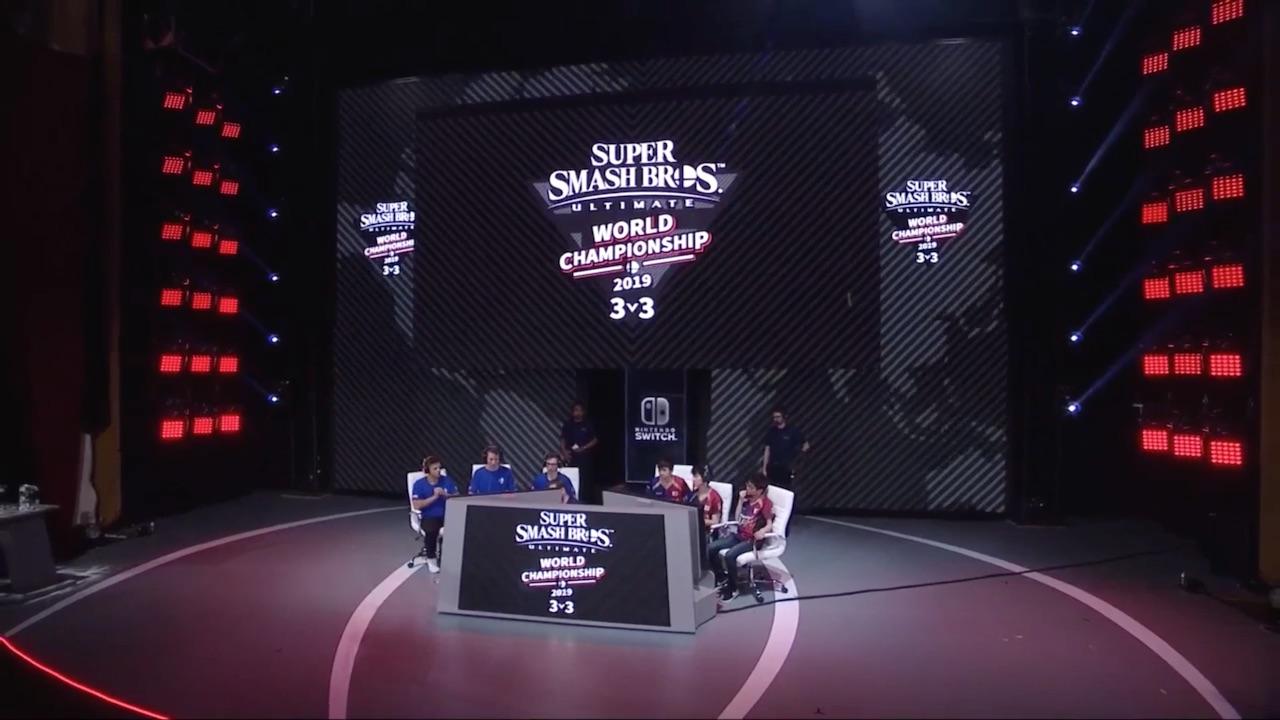 Super Smash Bros. Ultimate World Championship 2019 Photo