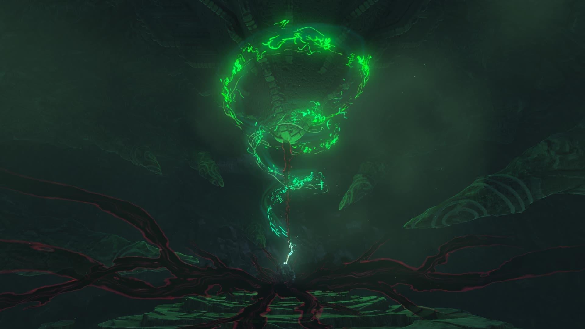 The Legend of Zelda: Breath of the Wild Sequel E3 2019 Screenshot 3