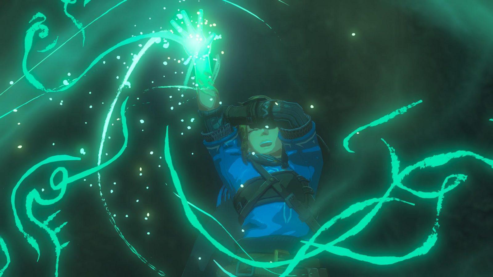 The Legend Of Zelda: Breath Of The Wild Sequel Screenshot
