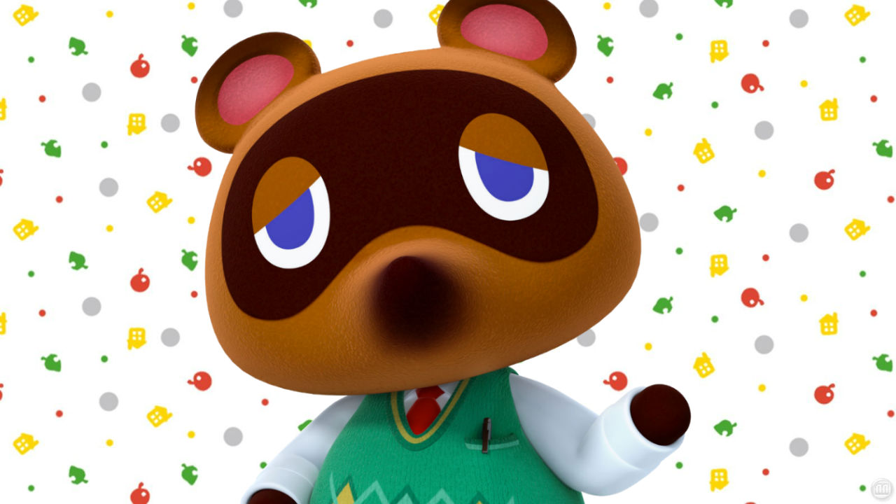 Tom Nook Animal Crossing Image