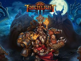 Torchlight II Key Art