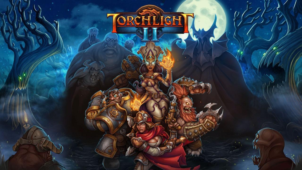Torchlight II Key Art