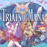 Trials Of Mana Key Art