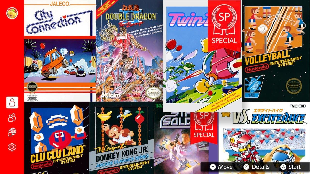 TwinBee SP Nintendo Switch Online Screenshot
