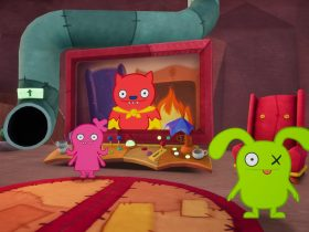 UglyDolls: An Imperfect Adventure Screenshot
