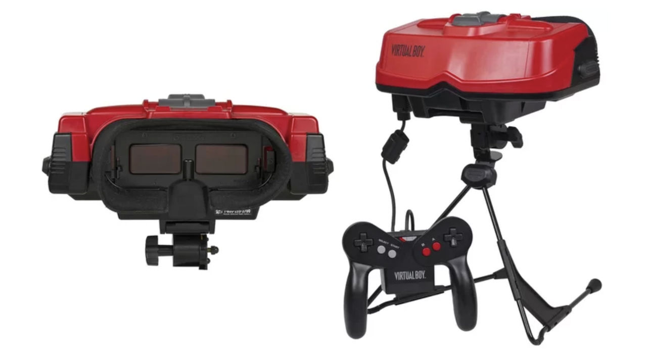 Virtual Boy Photo