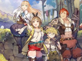 Atelier Ryza: Ever Darkness And The Secret Hideout Key Art