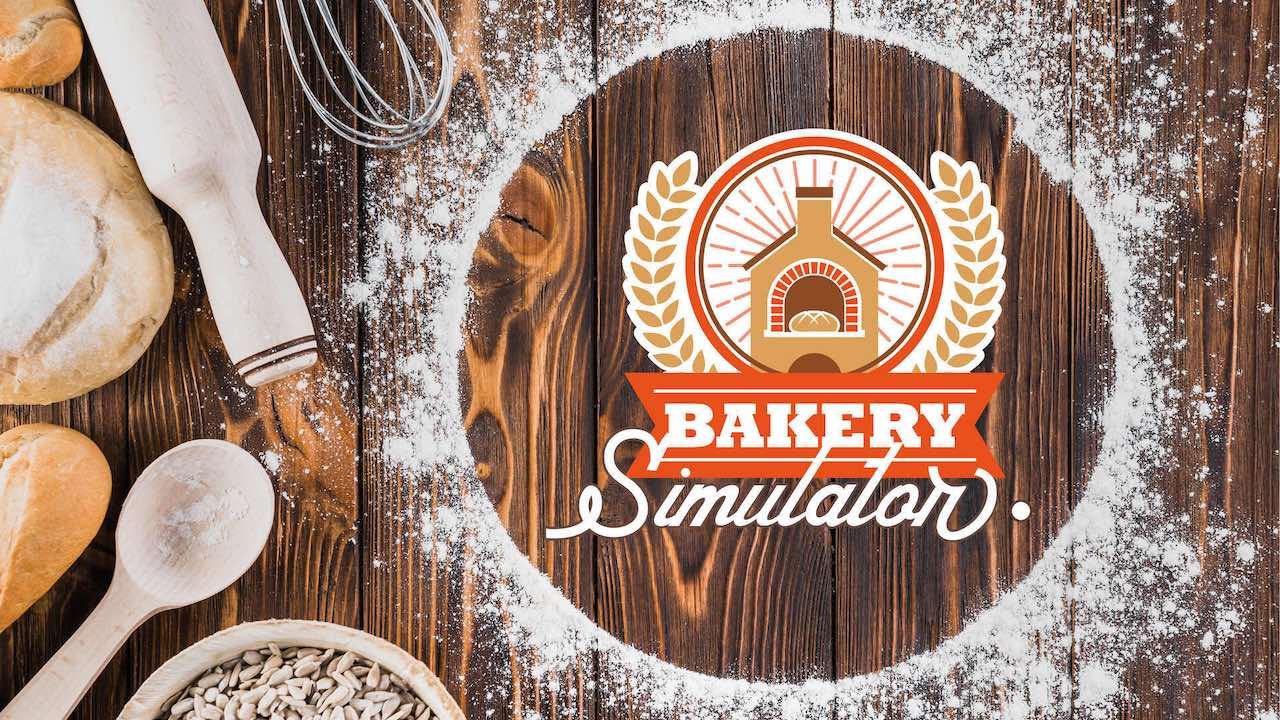 Bakery Simulator Logo