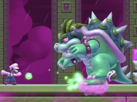 Castlevania Super Mario Maker 2 Screenshot
