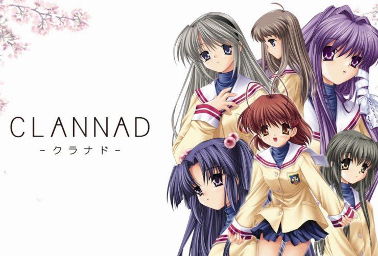 CLANNAD Logo