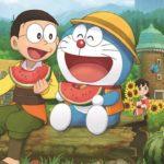 Doraemon Story Of Seasons Key Art