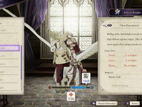 Fire Emblem: Three Houses Classes Screenshot