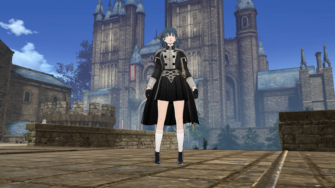 Fire Emblem: Three Houses Officers Academy Outfit Screenshot 4