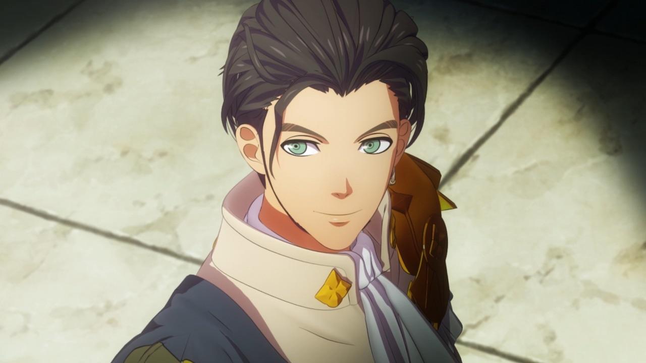 Fire Emblem: Three Houses Romanceable Characters Screenshot