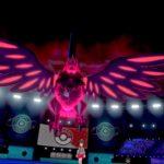Gigantamax Corviknight Pokemon Sword and Shield Screenshot