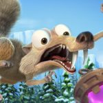 Ice Age: Scrat's Nutty Adventure Key Art