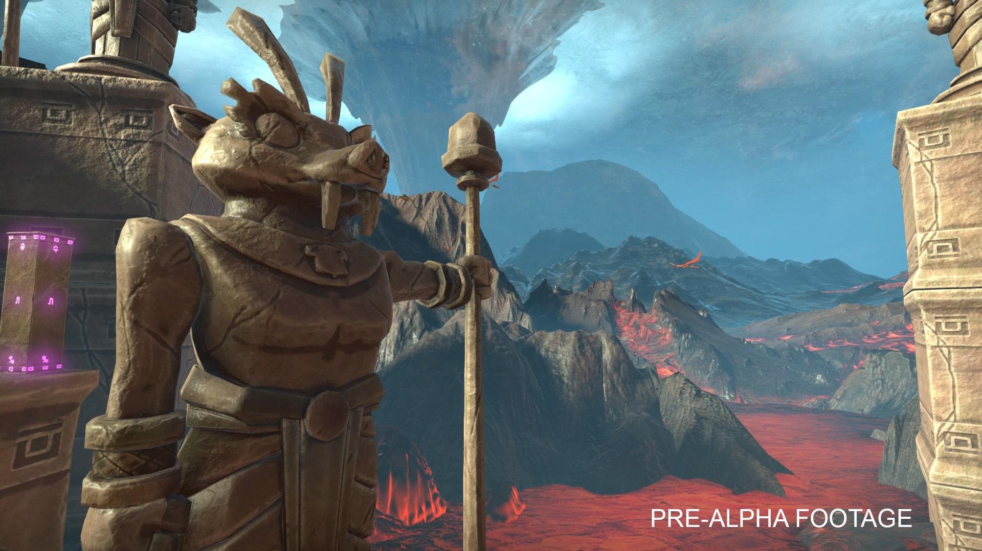 Ice Age: Scrat's Nutty Adventure Pre-Alpha Screenshot 2
