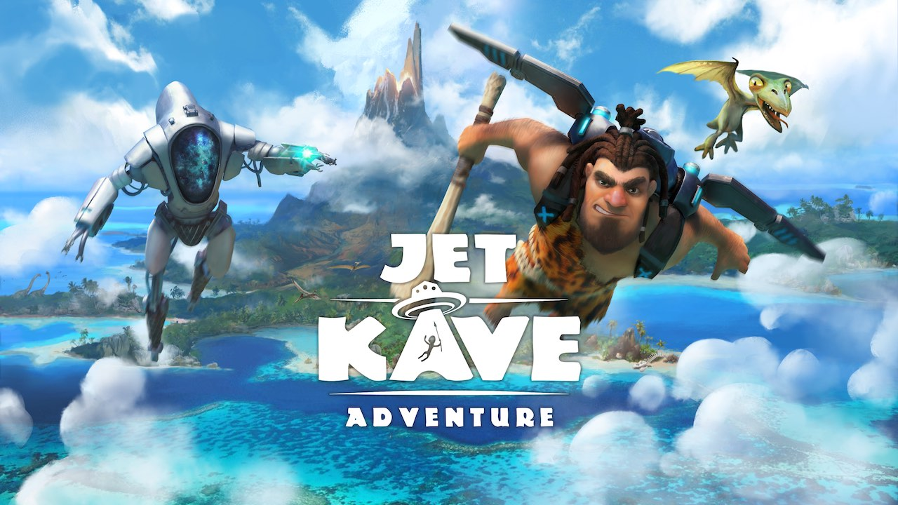 Jet Kave Adventure Key Art