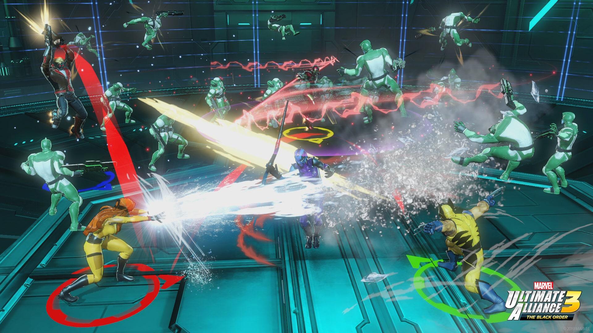 Marvel Ultimate Alliance 3: The Black Order Review Screenshot 2